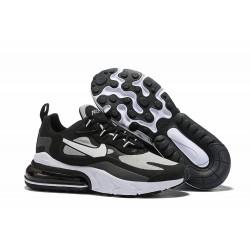 Nike Zapatillas Air Max 270 React Negro Gris