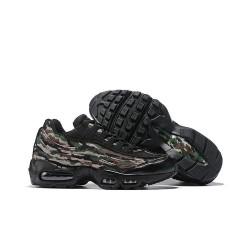 Nike Zapatilla Air Max 95 - Camuflaje Negro