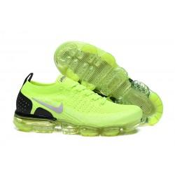 Zapatillas Nike Air VaporMax 2.0 Flyknit Hombre Verde
