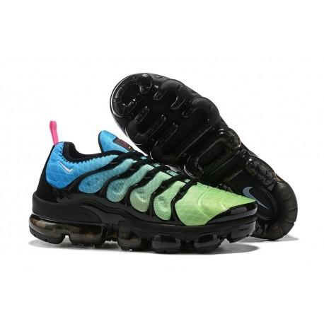 Zapatillas Nike Air VaporMax Plus Azul Verde