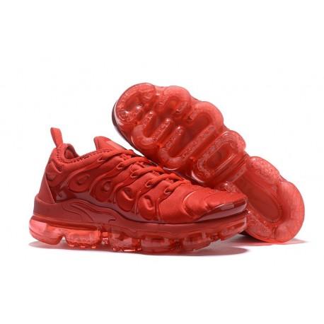 Zapatillas Nike Air VaporMax Plus Rojo