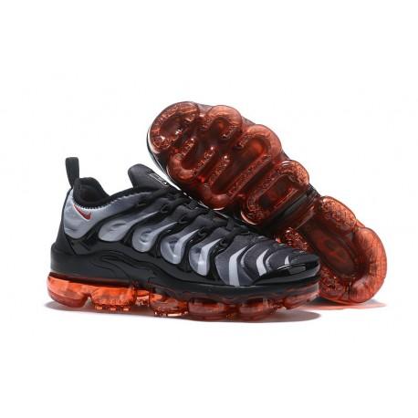 Zapatillas Nike Air VaporMax Plus Negro Gris