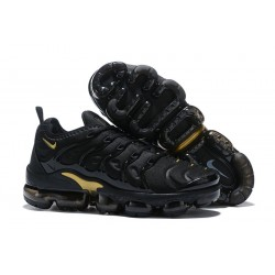 Zapatillas Nike Air VaporMax Plus Negro Oro