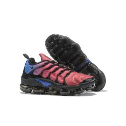 Nike Zapatos Air VaporMax Plus Rosa Negro Azul