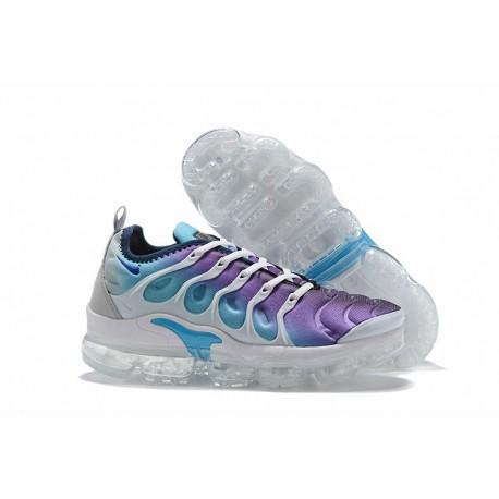 Nike Zapatos Air VaporMax Plus Violeta Azul