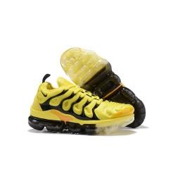 Nike Air VaporMax Plus Hombre Amarillo Negro