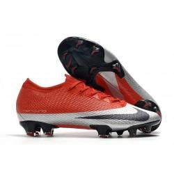 Zapatilla Nike Future DNA Mercurial Vapor XIII Elite FG ACC Rouge Plata