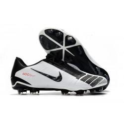 Bota de Fútbol Nike Phantom Venom Elite FG -Negro Blanco Rojo