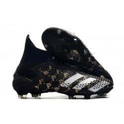 Zapatos Paul Pogba adidas Predator Mutator 20+ FG Negro Gris