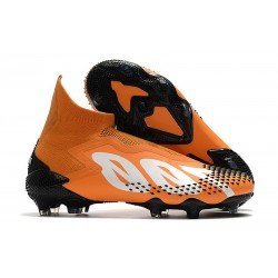 Zapatos adidas Predator Mutator 20+ FG Naranja Blanco