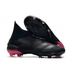 Zapatos adidas Predator Mutator 20+ FG Negro Rosa Shock