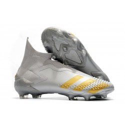 Zapatos adidas Predator Mutator 20+ FG Gris Oro