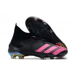 Zapatos adidas Predator Mutator 20+ FG Negro Rosa