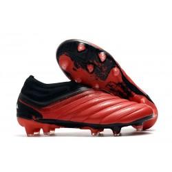 Botas de fútbol adidas Copa 20+ FG Rojo Blanco Negro