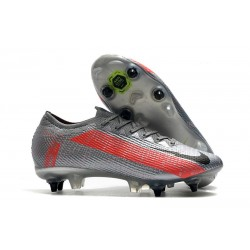 Nike Mercurial Vapor 13 Elite SG-Pro Neighbourhood - Gris Negro