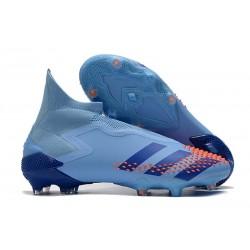 adidas Bota de Fútbol Predator Mutator 20+ FG Azul Naranja