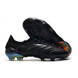 Zapatos de fútbol adidas Predator Archive FG Negro