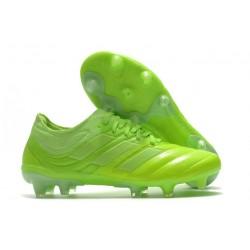 Zapatos de fútbol adidas Copa 20.1 FG Verde