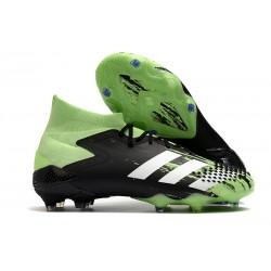 adidas Predator Mutator 20.1 FG Zapatos Verde señal Blanco Negro