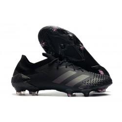 Zapatillas adidas Predator Mutator 20.1 Low FG Negro