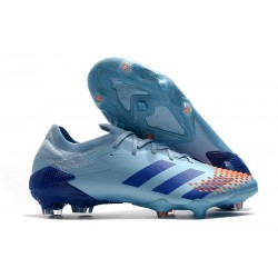 Zapatillas adidas Predator Mutator 20.1 Low FG Azul