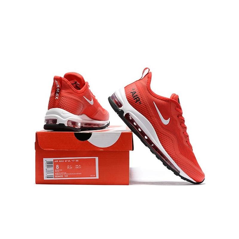 Zapatillas Nike Air Max 97 Sequent Rojo