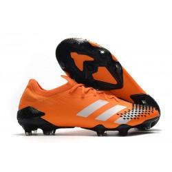 adidas Predator Mutator 20.1 FG Zapatos de Fútbol Pop Blanco