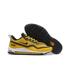 Zapatillas Nike Air Max 97 Sequent - Amarillo Negro