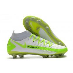 Botas Nike Phantom GT Elite DF FG Blanco Verde