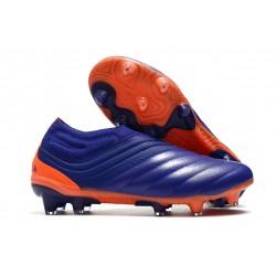 Botas de fútbol adidas Copa 20+ FG Violeta Verde