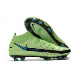 Botas Nike Phantom GT Elite DF FG Verde Negro