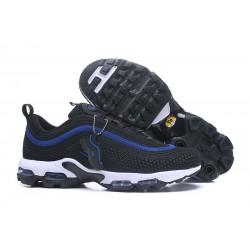 Nike Air Max 97 Plus de Hombres - Negro Cian