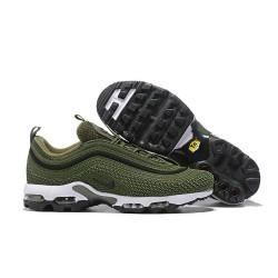 Nike Air Max 97 Plus de Hombres - Verde