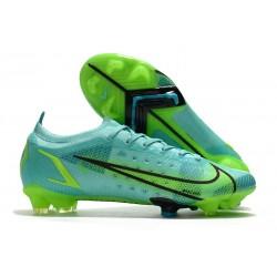 Bota Nike Mercurial Vapor XIV Elite FG Verde Negro