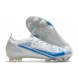 Nike Mercurial Vapor 14 Elite FG Blanco Azul