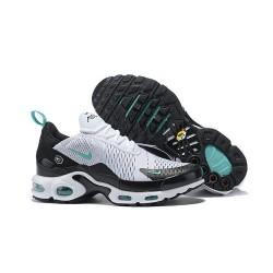 Zapatos de Hombres Nike Air Max 270 - Blanco Negro Azul