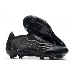 Zapatos de Fútbol adidas Copa Sense+ FG Negro Gris